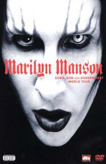 Marilyn Manson – Gun, God & Government World Tour