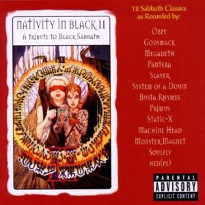 Nativity In Black II - A Tribute To Black Sabbath