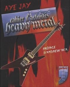 Cahier d'activités Heavy Metal