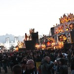 Hellfest by night
