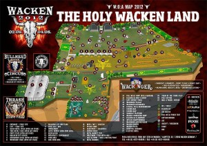 Holy Wacken Land