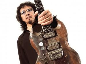 Tony Iommi et sa SG