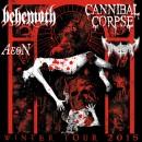 Behemoth – Cannibal Corpse – Aeon – Tribulation