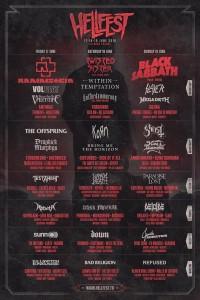 Hellfest 2016 poster