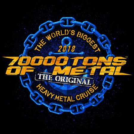 70.000 Tons Of Metal 2018