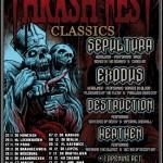 Thrashfest 2011
