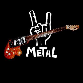 La fesse cachée du Metal