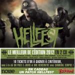 Hellfest 2012 - Compilation