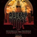 Audrey Horne - Karma To Burn - Gold