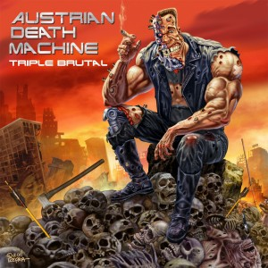 Austrian Death Machine - Triple Brutal