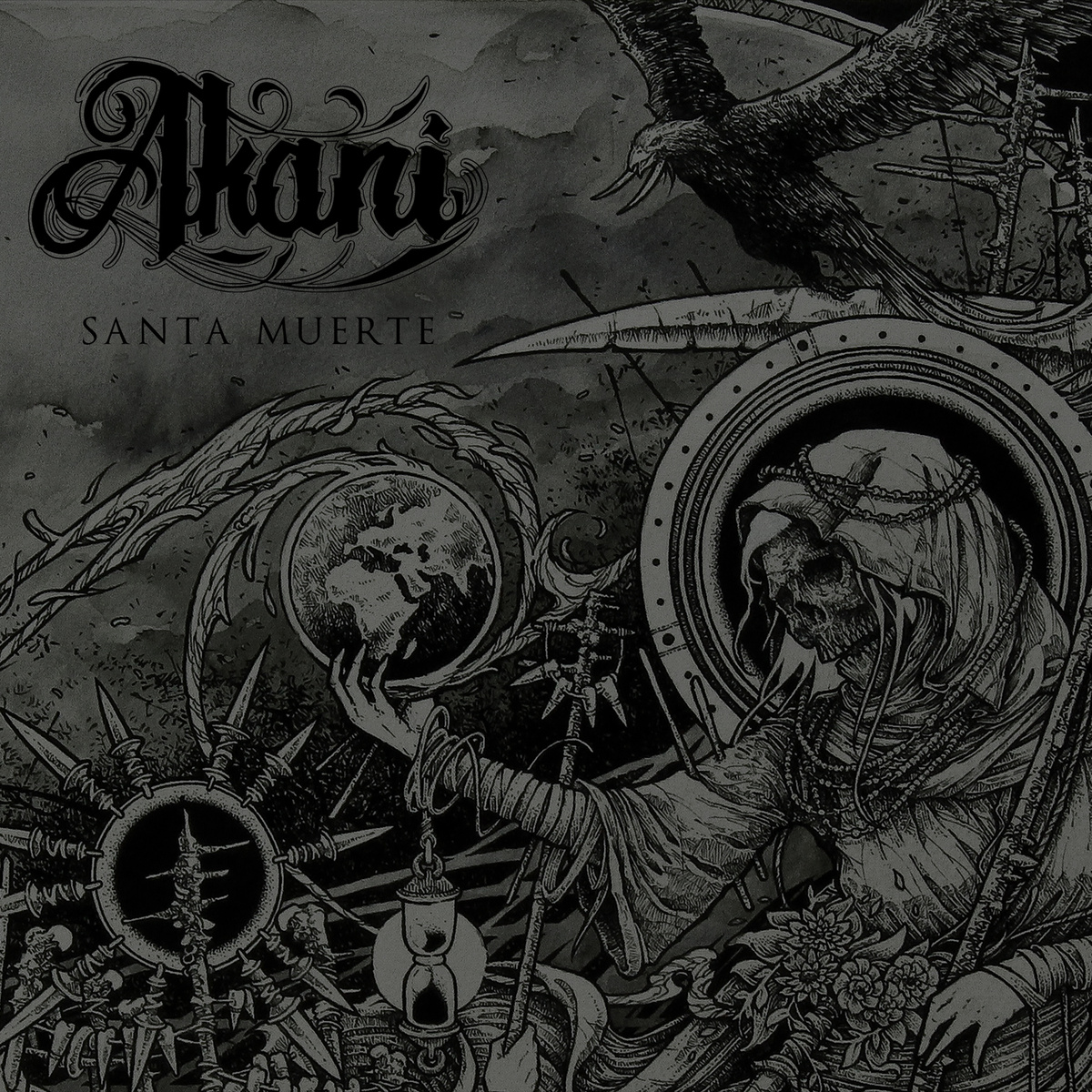 Akani - Santa Muerte