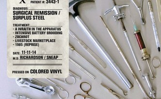Carcass - Surgical Remission/Surplus Steel