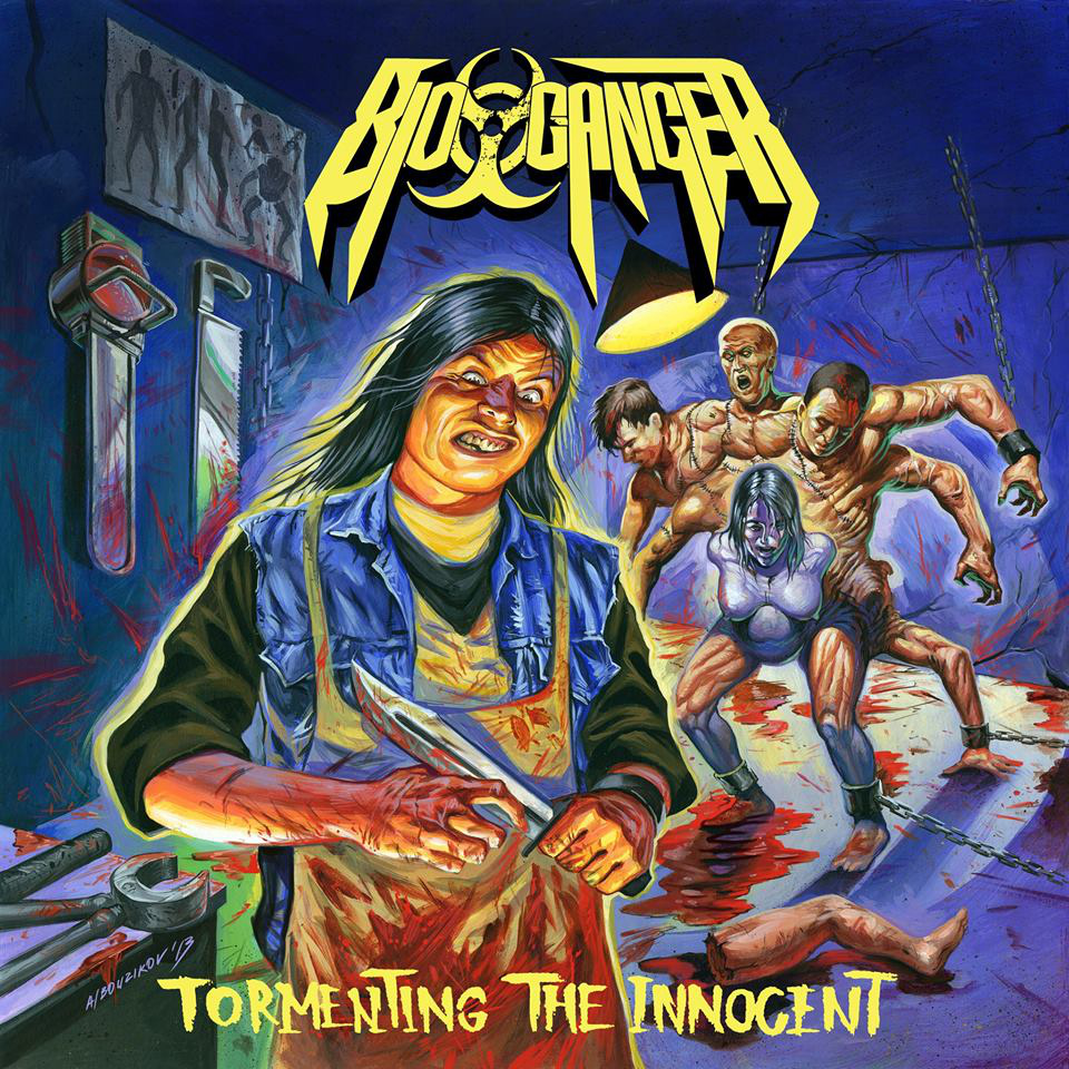 Bio Cancer - Tormenting The Innocent