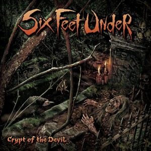 Six Feet Under - Crypt Of The Devil