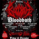 Bloodbath - Aborted - Ancient Ascendant