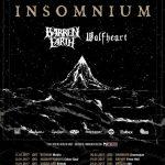 Insomnium – Barren Earth – Wolfheart