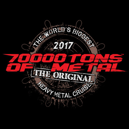 70.000 Tons Of Metal 2017