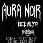 Aura Noir – Occulta – Necroblood