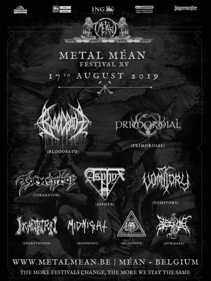Metal Méan 2019