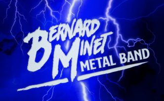 Bernard Minet - Metal Band