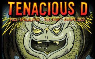 Tenacious D Euro Tour 2020