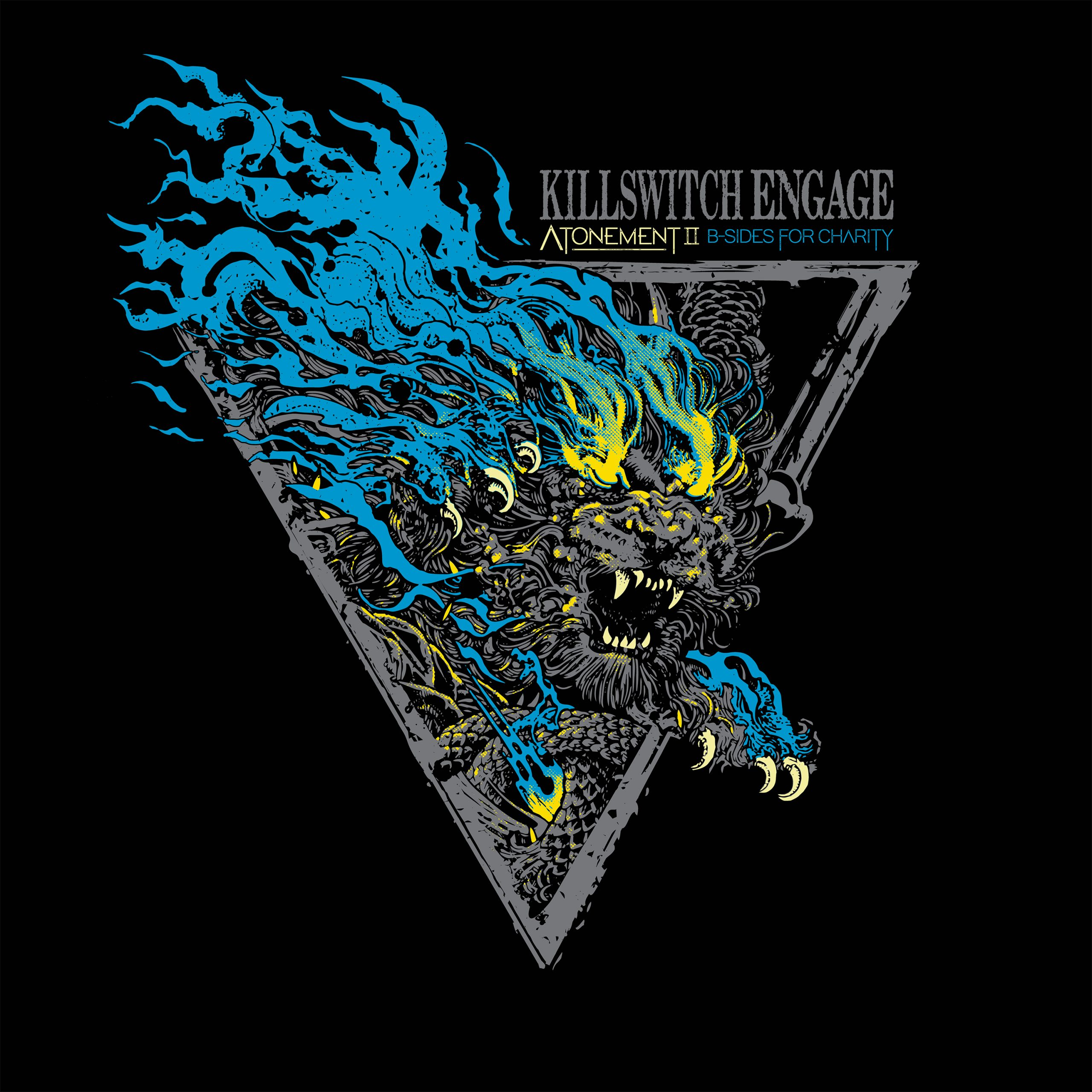 Killswitch Engage - Atonement II B-Sides for Charity EP