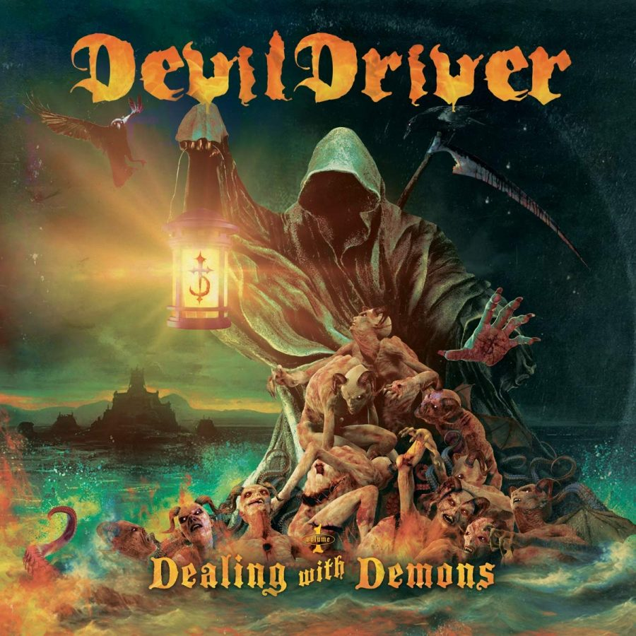 Devildriver - Dealing with Demons, Vol. 1