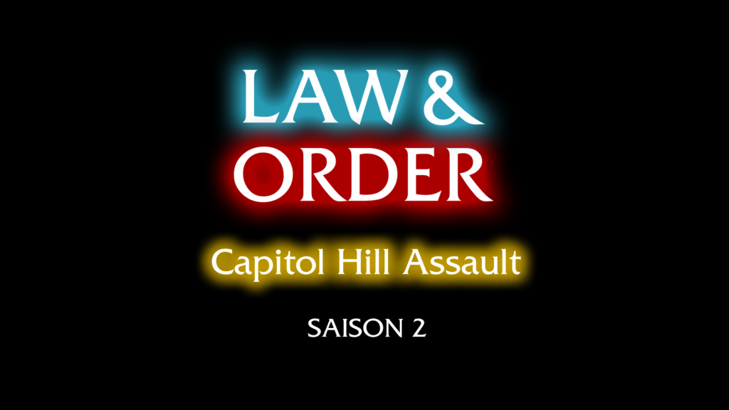 Law & Order – Capitol Hill Assault Saison 2