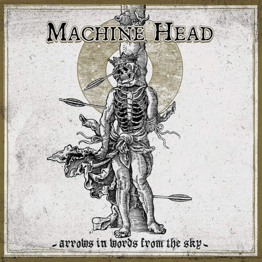 Machine Head - Arrows In Words From The Sky EP
